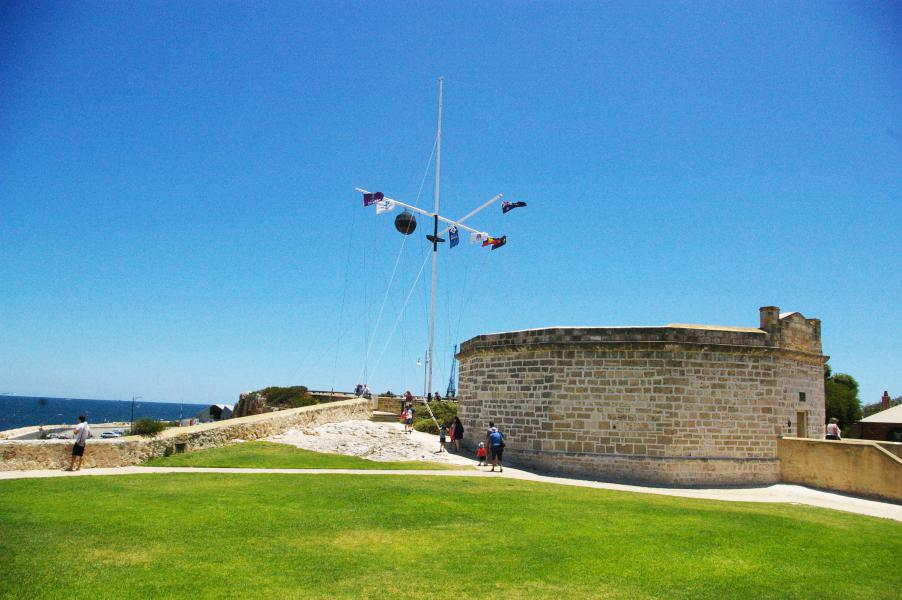 La Roundhouse de Fremantle (freo)