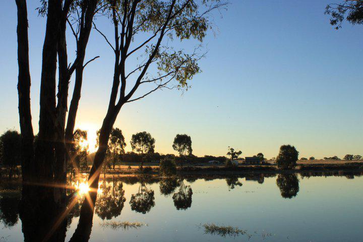 Le climat en Australie : Saison des pluies