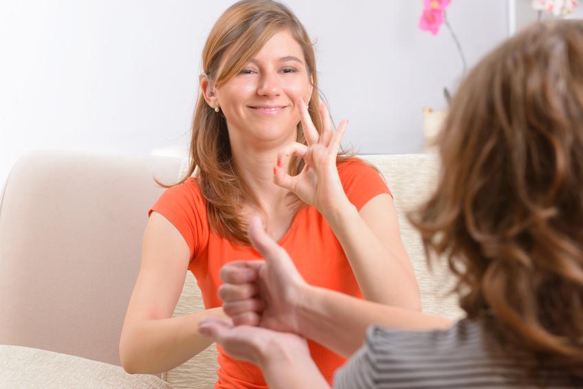rencontres dans la communauté des sourds