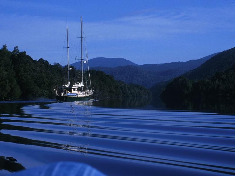 Stormbreaker yacht