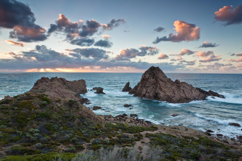 Rocher Sugar Loaf - Cape Naturaliste -_ Australie