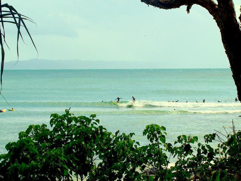 Un spot de surf - Noosa - Australie