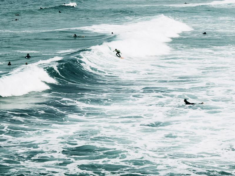 surfeurs Australie