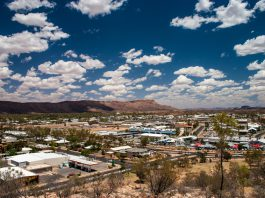 ville d'Alice Springs
