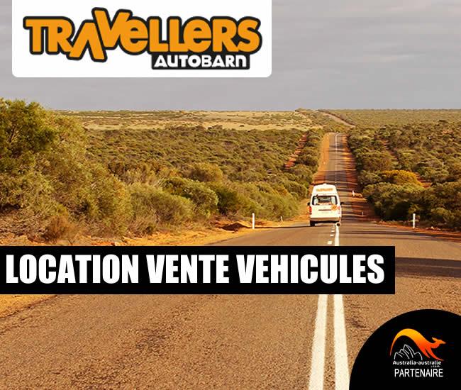 Location véhicule Australie : Travellersautobarn