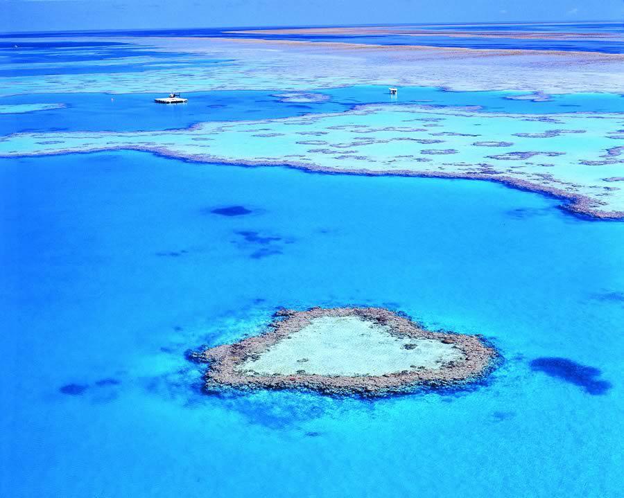 Carte Australie Grande Ville.Grande Barriere De Corail Le Joyau Du Queensland