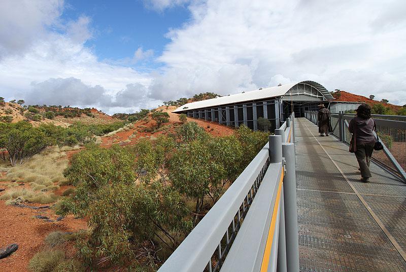 Lark quarry - les dinosaures australiens