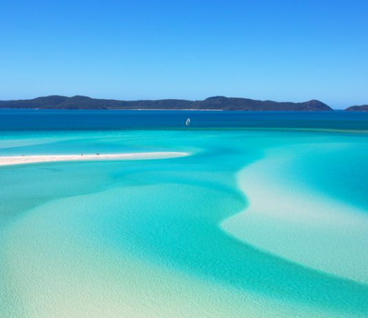 Archipel Whitsundays Islands Australie
