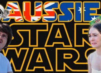 Aussie Star Wars
