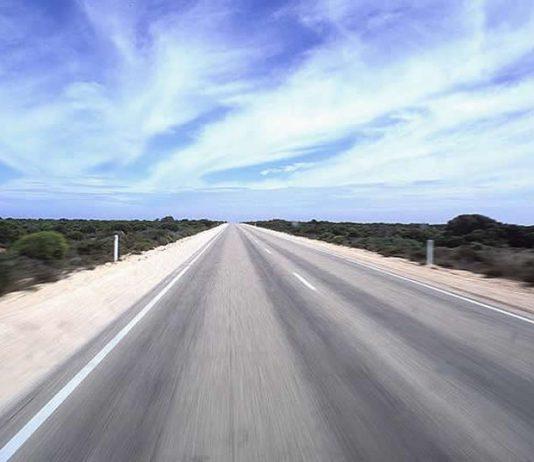 Record traversée Australie