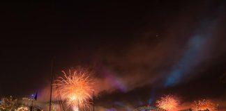 Happy New Year Sydney