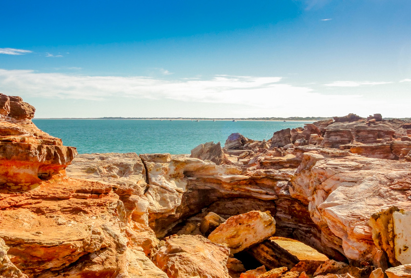 Gant-heaume Point -Broome