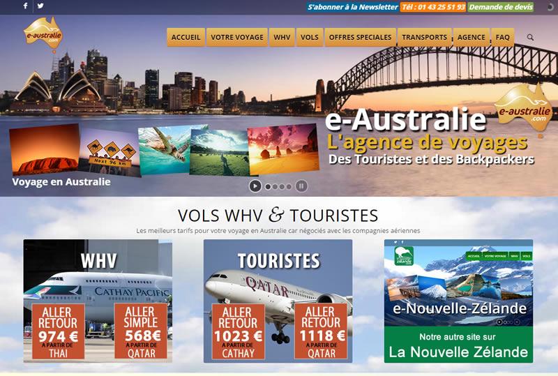 Agence e-Australie