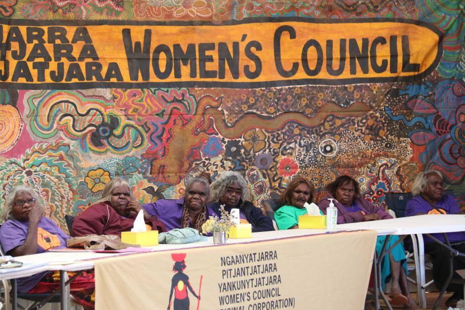Conseil aborigène : photo ABC