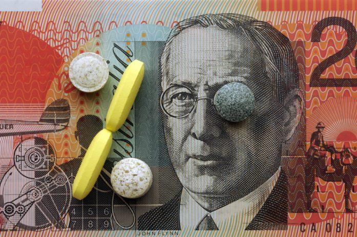 Coût de la santé en Australie