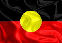 Drapeau aborigène