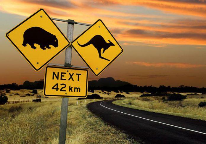 permis en Australie