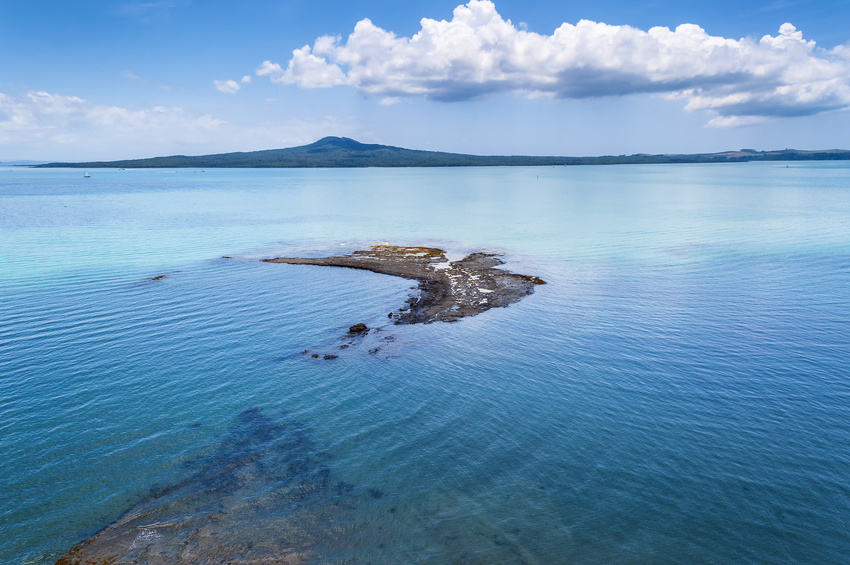 Rangitoto Island Auckland, New Zealand