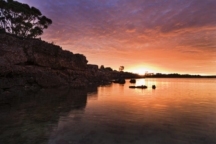 Streaky Bay - Australie du sud