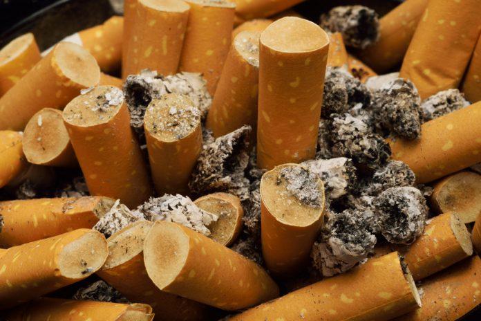Loi anti tabac Australie