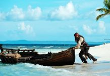 Pirates de caraibes en Australie - Queensland