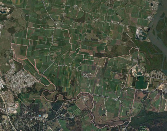 Ville nouvelle Queensland