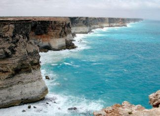 Forage Grande Baie Australienne