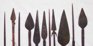 armes aborigènes