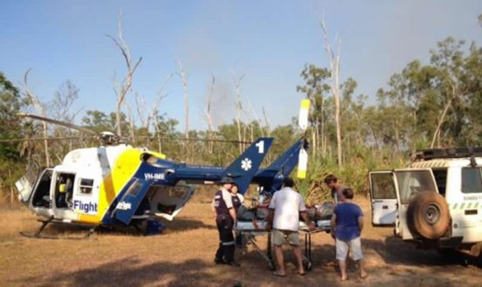 Flying Doctors Australie