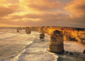 10 sites australie classement Lonely Planet