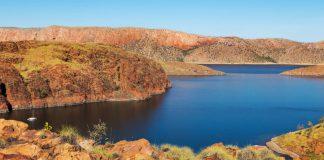 Barrage australie