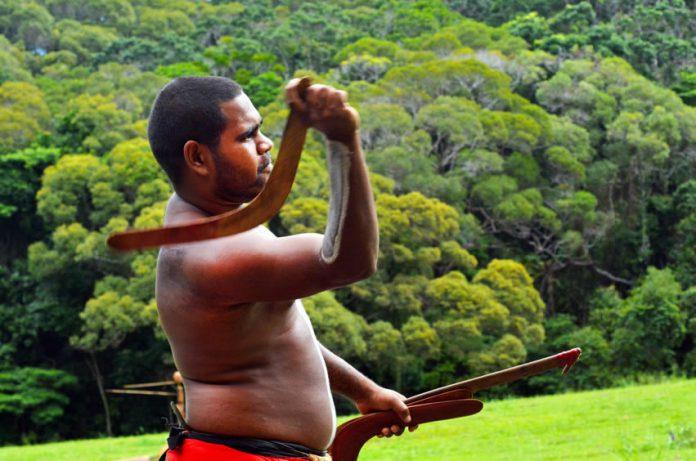 Compétition boomerang Perth