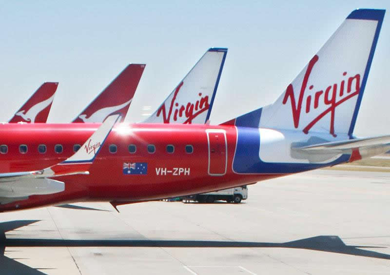 Transports en Australie : Virgin