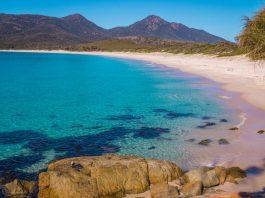 Wineglass Bay Tasmanie