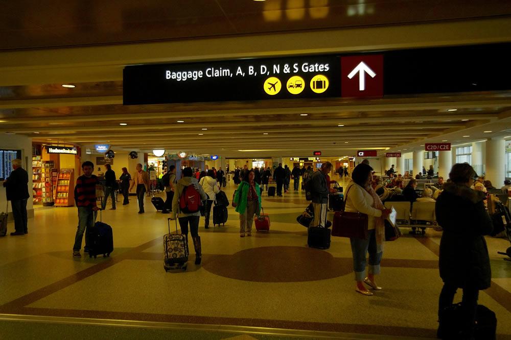 Douane australienne : Aéroport Australie