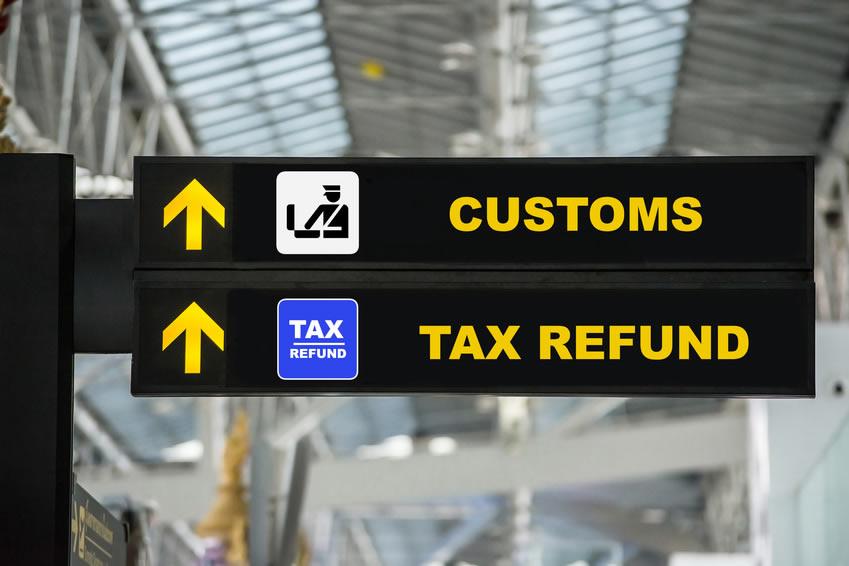 La douane australienne