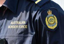 Douanier Australie
