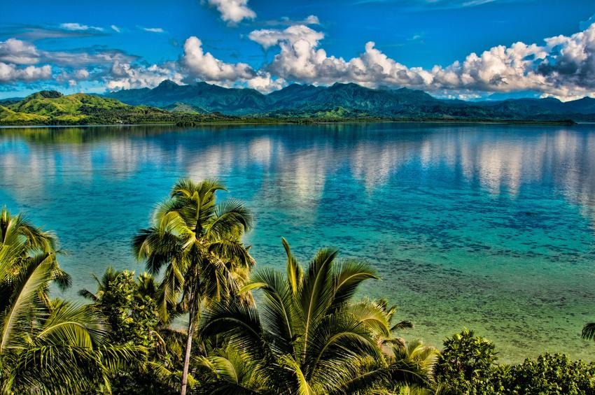Les voyages à partir de l'Australie : Fidji Island