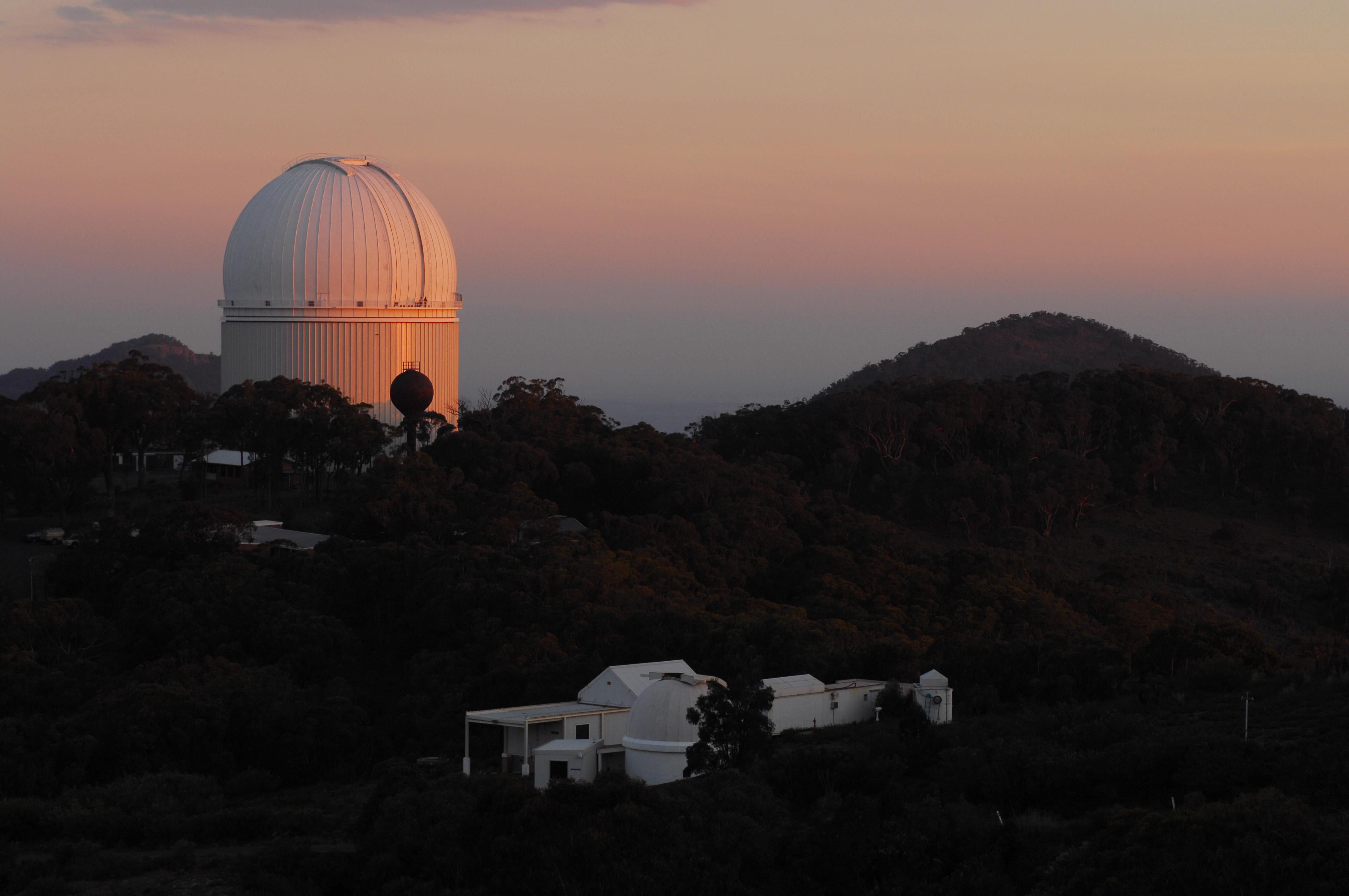 Observatoire astronomique Siding Spring