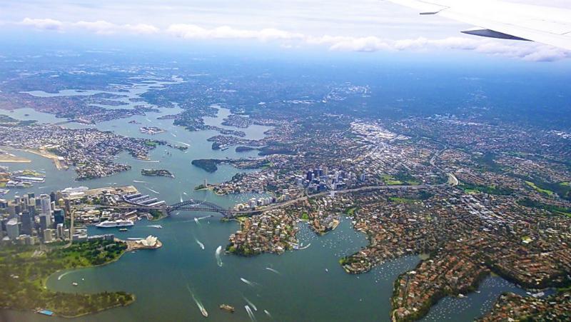 s'expatrier à Sydney
