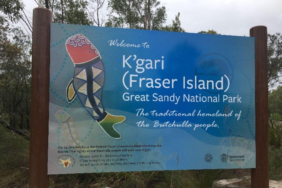K'Gari -Fraser Island