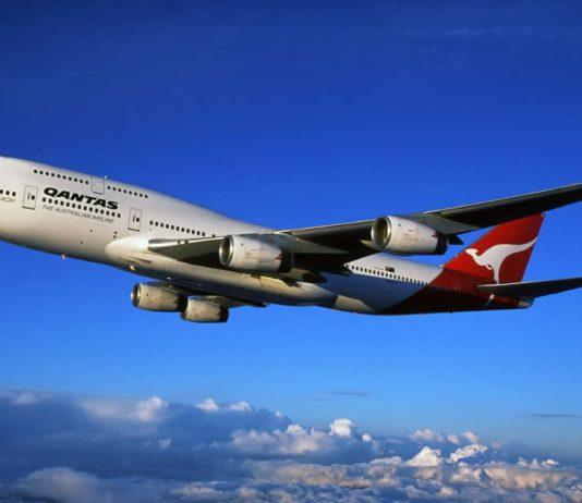 747 compagnie Qantas