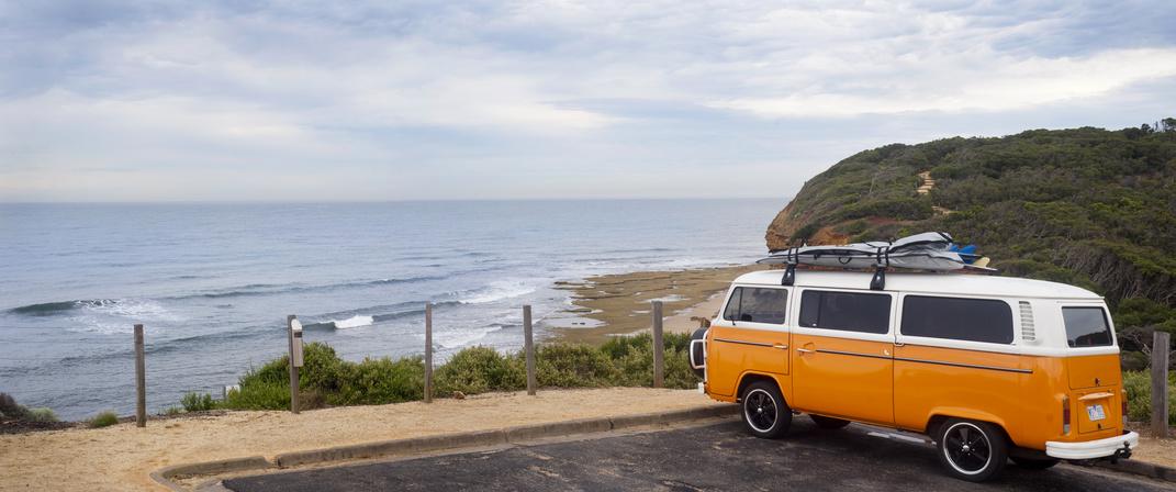 Van de surfeur Copyright : Production Perig