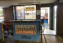sydney travellers car market