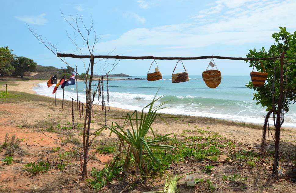 Yirrkala, Shady Beach