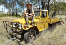 thomas ansonneur wwoofing australie