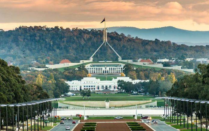Parlement australien
