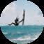 Illustration du profil de surfparaside